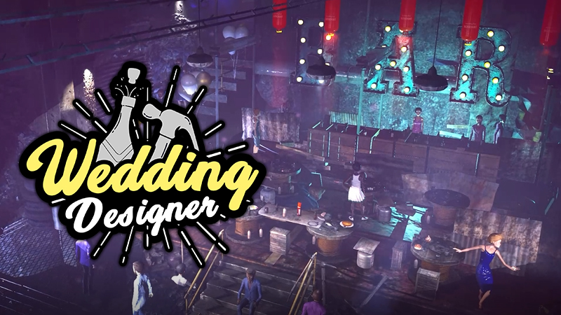 Wedding Designer – devLog#2