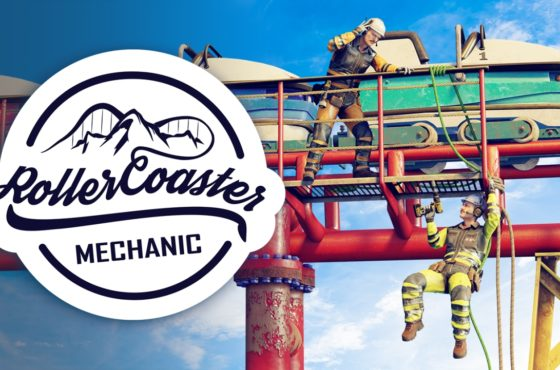 New Trailer is Released! Rollercoaster Mechanic