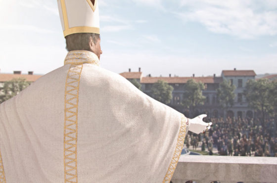 New Trailer is Released! THE POPE: Power&Sin