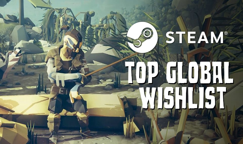 Lost Viking on the Global Top Wishlist on Steam