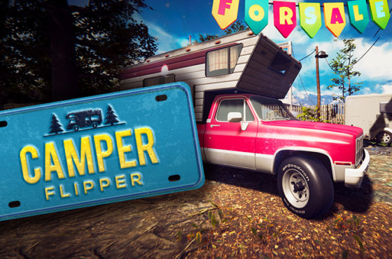 NEW TRAILER IS RELEASED! CAMPER FLIPPER