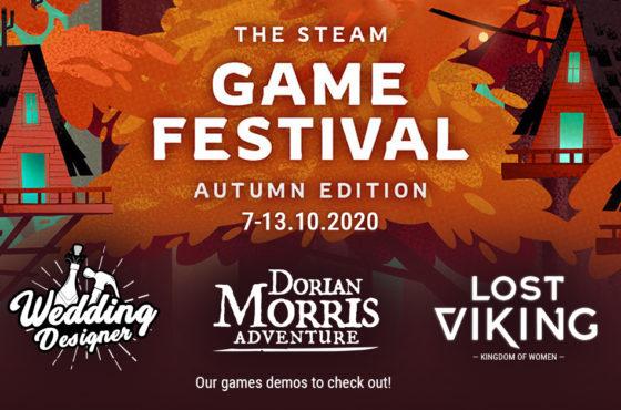 Forestlight games on Steam Game Festival 2020