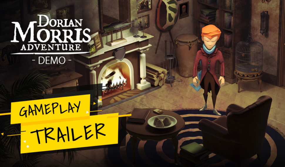 Dorian Morris Adventure DEMO