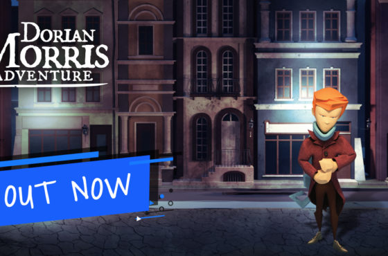 Dorian Morris Adventure is officially out!