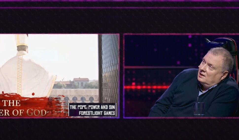 Polsat Games – Faux Paux | 🎮 | ft. Tomasz Mazur