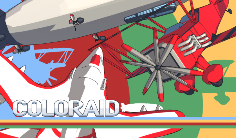 Coloraid soft launch into Mexico, Poland and Brazil.